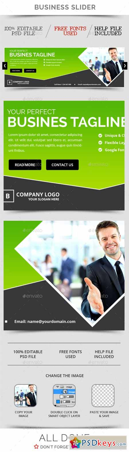 Business Slider V21 11557527