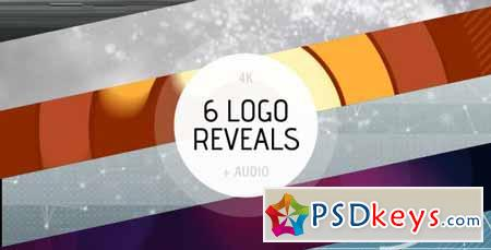 Logo Ident Reveal Pack - After Effects Projects