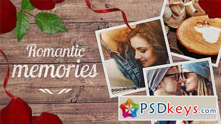 Romantic Memories - After Effects Projects