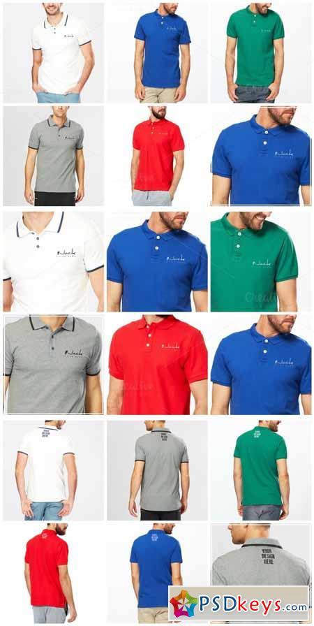 Tshirt Mockup 542476