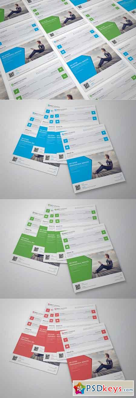 Corporate Flyer Template 548083