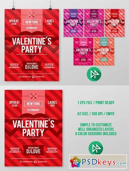 Valentine's Day poster 42539