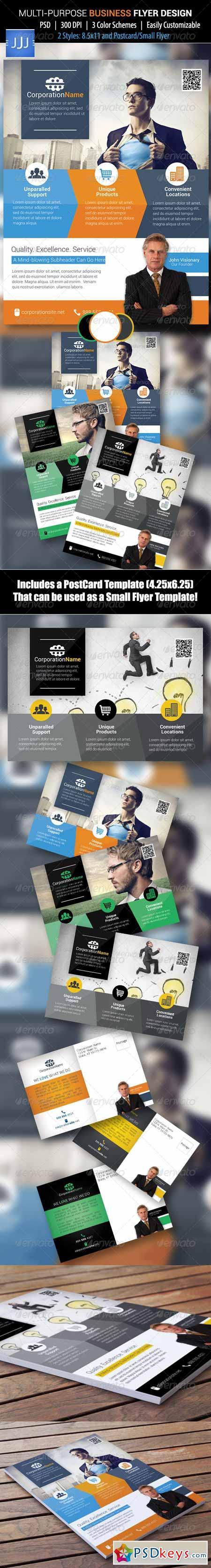 business flyer 39 postcard 8592323 photoshop business flyer 39 postcard 8592323