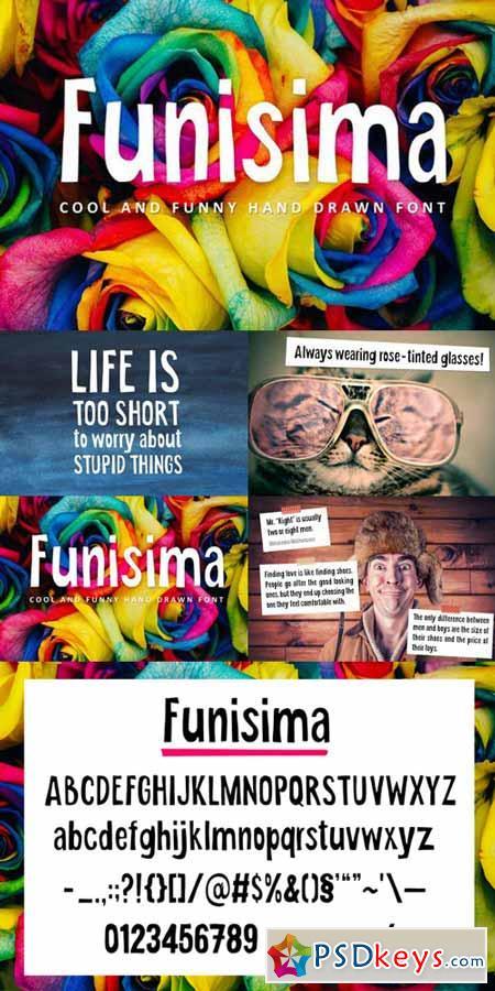Funisima Sans Serif Fonts 559404
