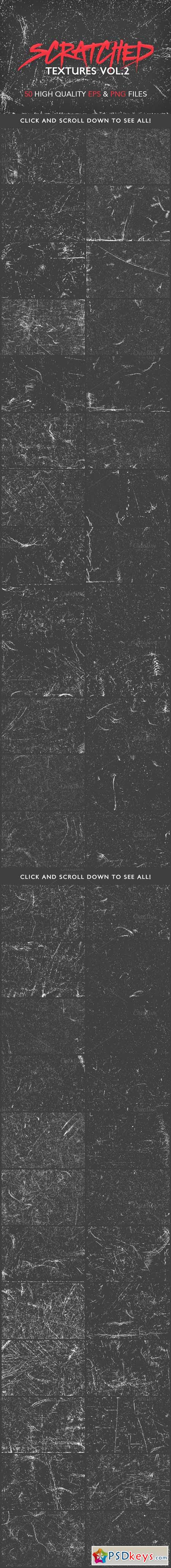 Scratched Textures Vol. 2 550297