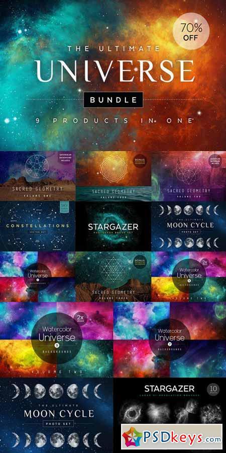 Ultimate Universe Bundle 538748