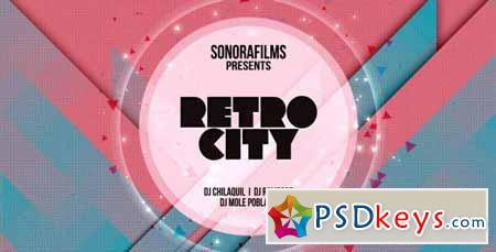 Retro City - After Effects Projects » Free Download