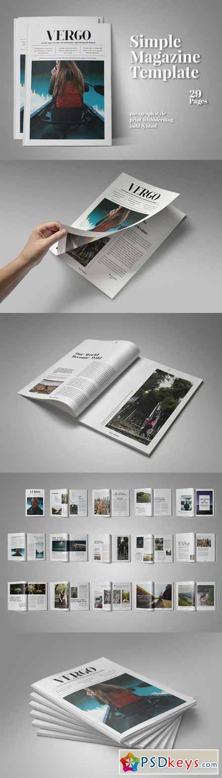 Simple Magazine Vol.1 561979