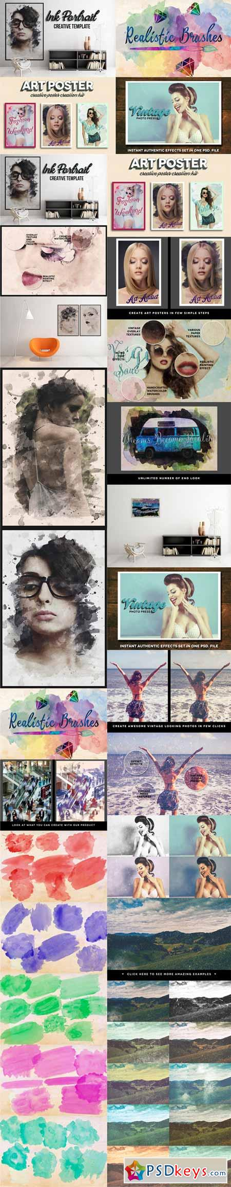 Creative Art Bundle 556493