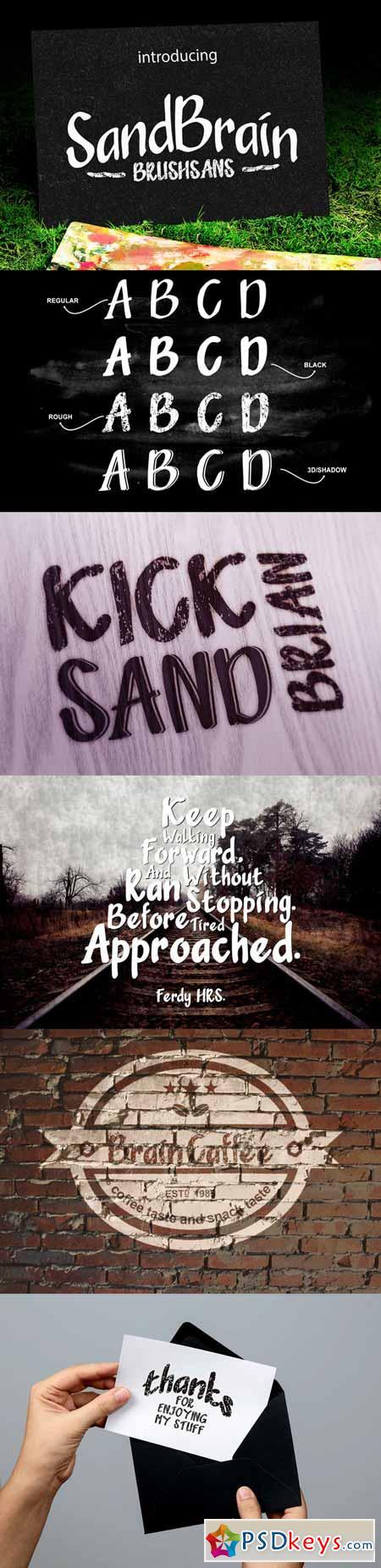 SandBrain 550262