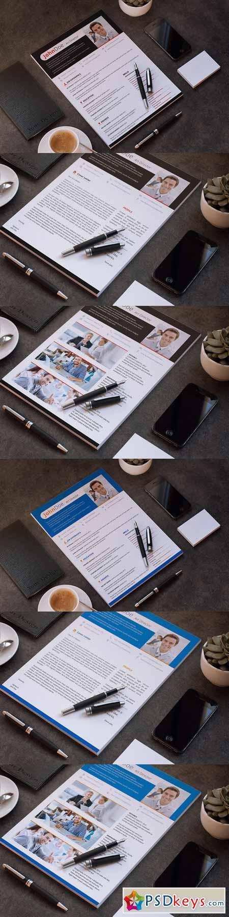 resume cv 554513