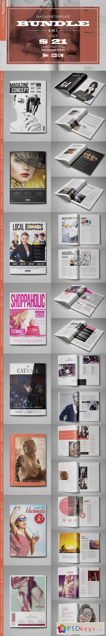 Magazine Bundle Vol. 2 558635