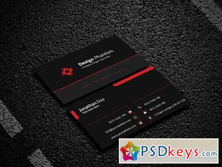 Creative Business Card Template 209237