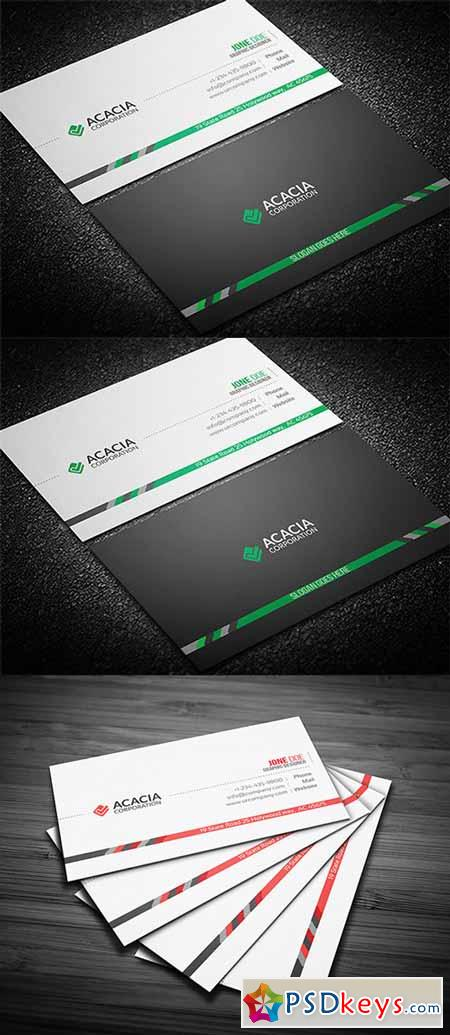 Simple Business Card 561986