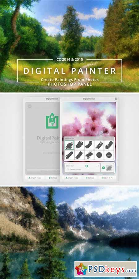 Digital Painter 525926