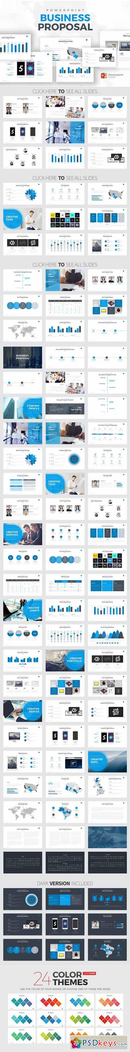 Business Proposal PowerPoint 575444