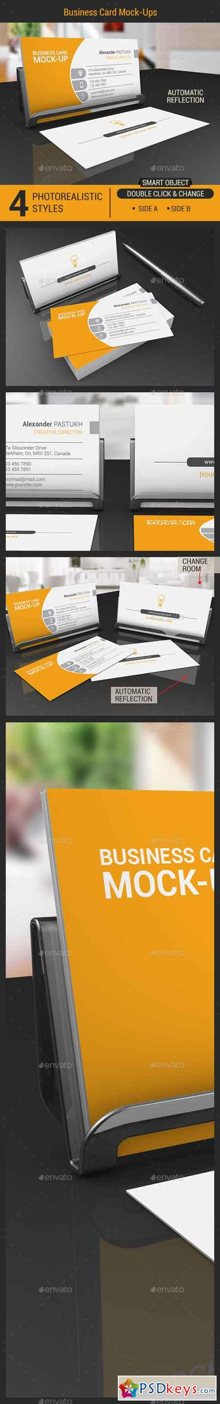 Business card mock ups 15183635 free download photoshop vector business card mock ups 15183635 reheart Image collections