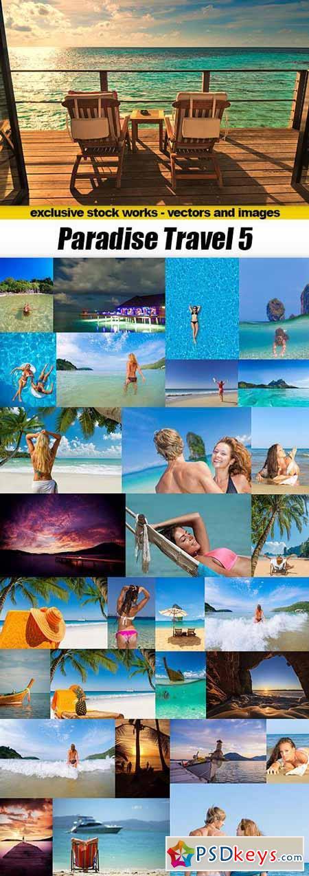 Paradise Travel 5 - 30xUHQ JPEG
