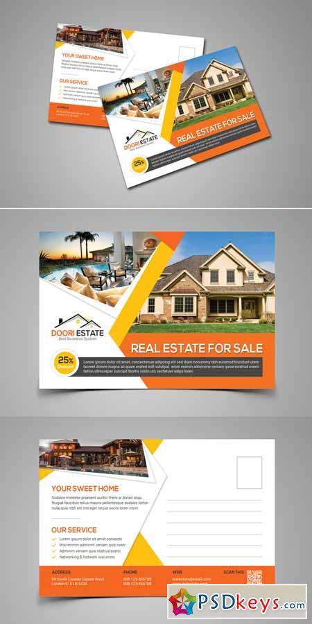Real Estate Postcard 561785