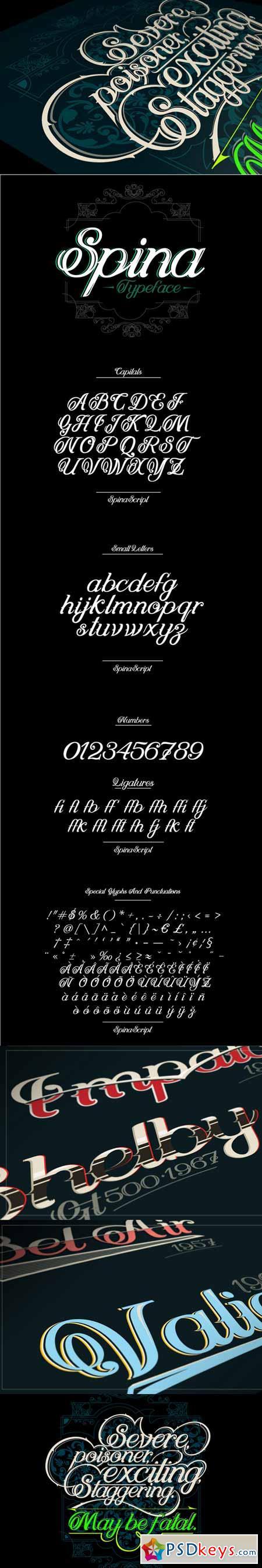 SPINA Script 562044