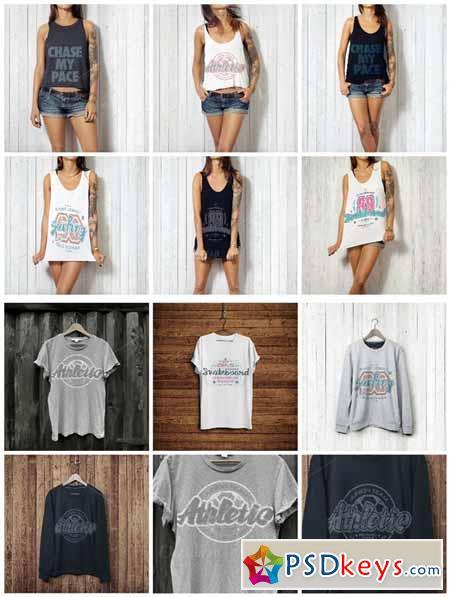 Tshirt Mockup 522425