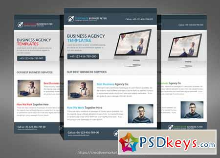 Business Agency Flyer Template 561388