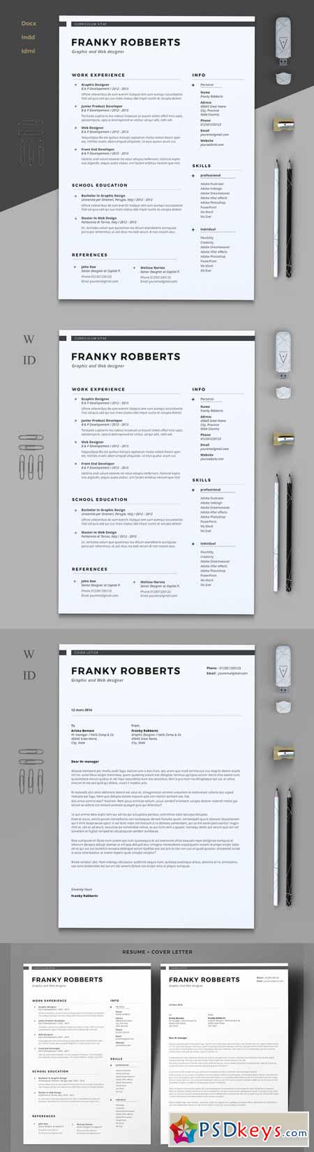 GraphicRiver Resume CV Template Essay Help online