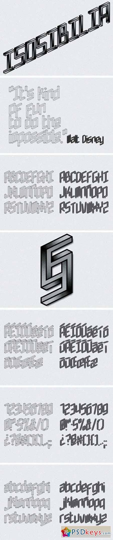 Isosibilia Font