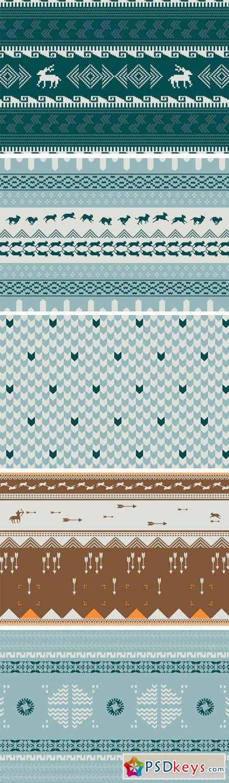 YWFT Knit Font