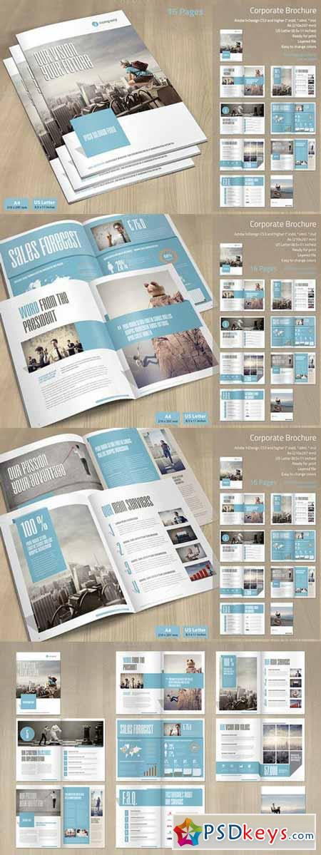 Corporate Brochure Vol. 5 591955