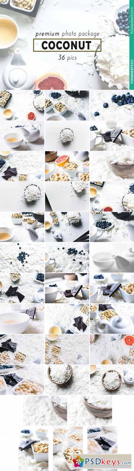 COCONUT - 36 Premium Photos 285334