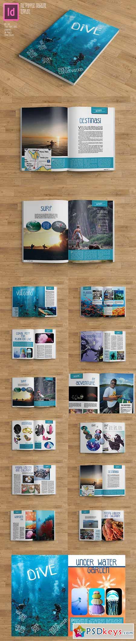 Dive Magazine 585356