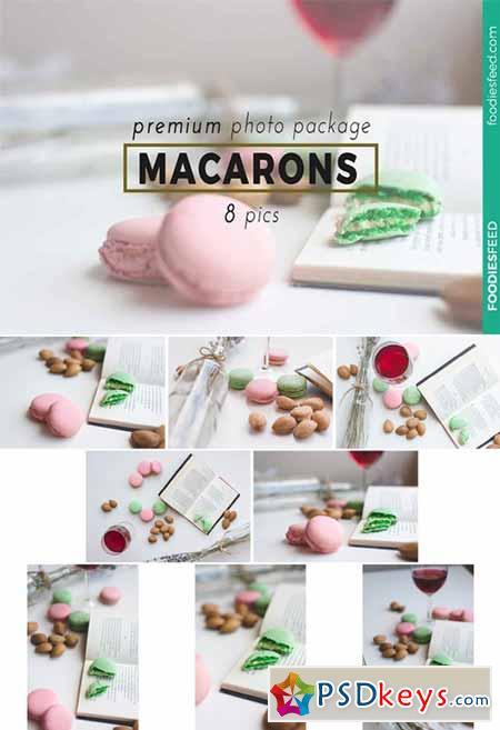 MACARONS - 8 Premium Photos 162543