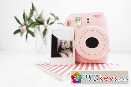 Camera Instax mini Pink Hero image 559213