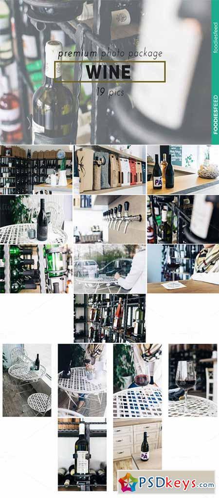 WINE - 19 Premium Photos 285491