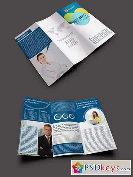 business trifold brochure template 271698 free download photoshop