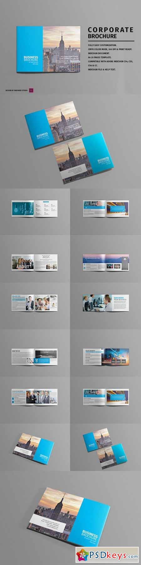 Landscape Corporate Brochure 339533