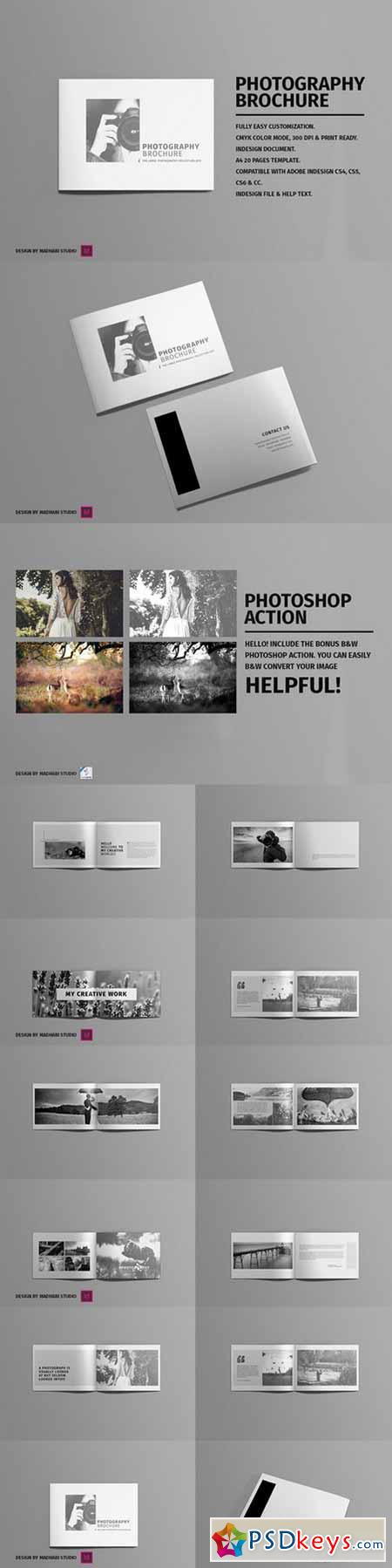 Minimal Photography Brochure Vol 01 342464