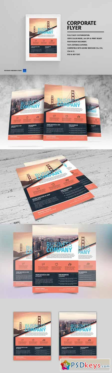 Corporate Flyer Vol 01 342097