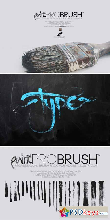 Brush PaintProBrush v.1.2 20782