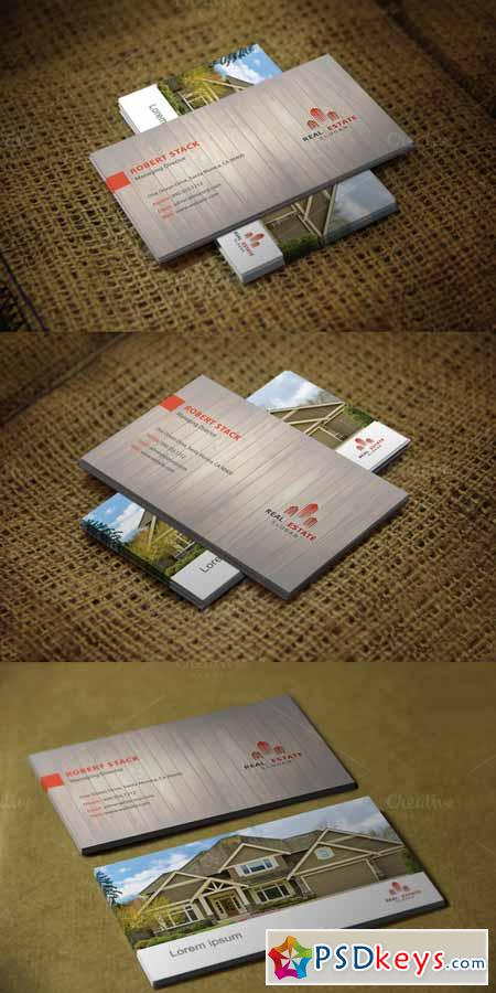 Homeon Business Card Template 591673