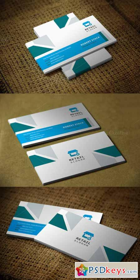 Kolivo Business Card Template 591670