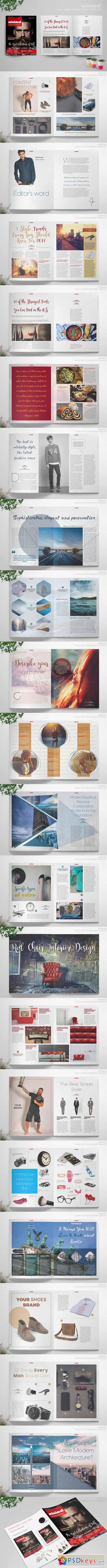 Minimal - Lifestyle Magazine 591218
