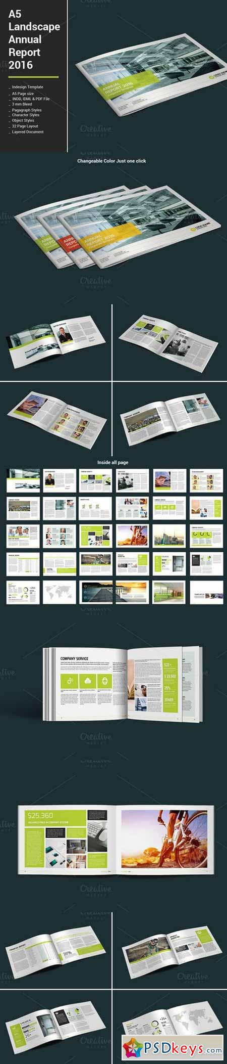A5 Landscape Annual Report 2016 594392
