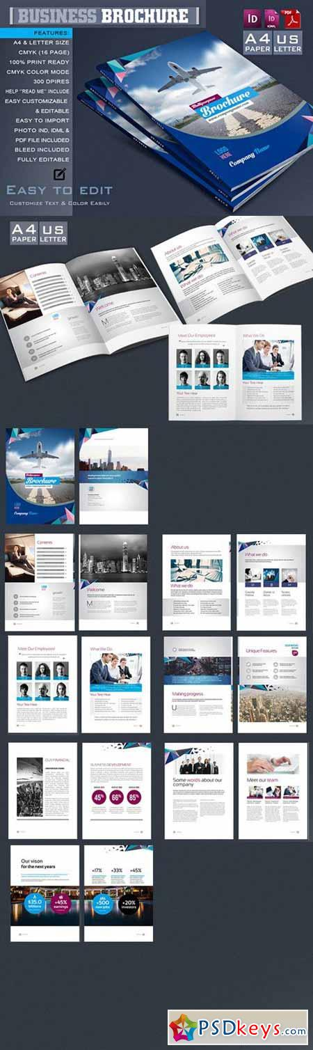 Multipurpose Brochure Design 606887