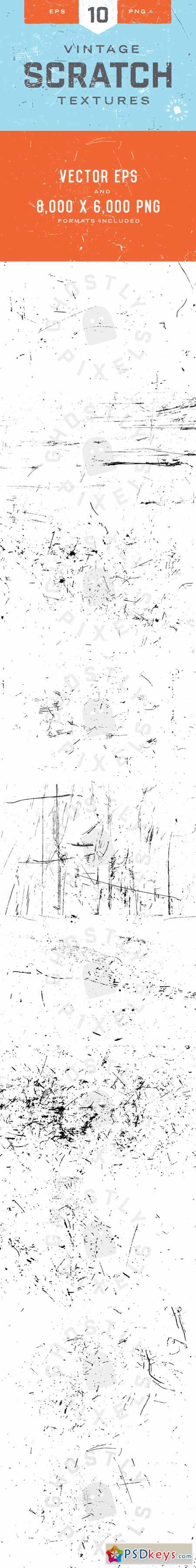 Scratch Textures 552974