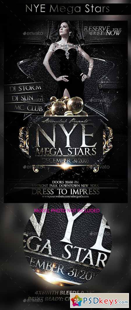 NYE Mega Stars 13241715