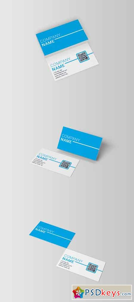 Business Cards u00bb page 44 u00bb Free Download Photoshop Vector ...