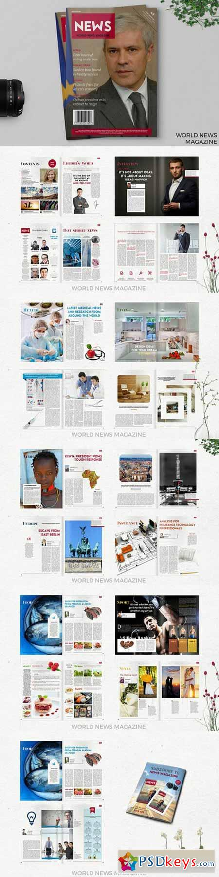 News Magazine 618917
