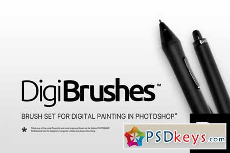 RM Digi Brushes 17592